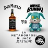 "Jack Makkia VS Maks Bunny – ""La Metamorfosi di Jack"" MIXTAPE OUT NOW!"