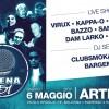 6 Maggio 2017 – Arena 051 Live + Dj Set @ Arterìa, Bologna