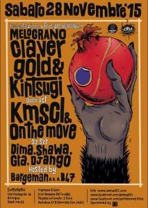 Claver + Kintsugi, KMSCL