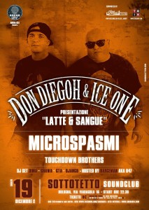 Don Diegoh&Ice One + Microspasmi