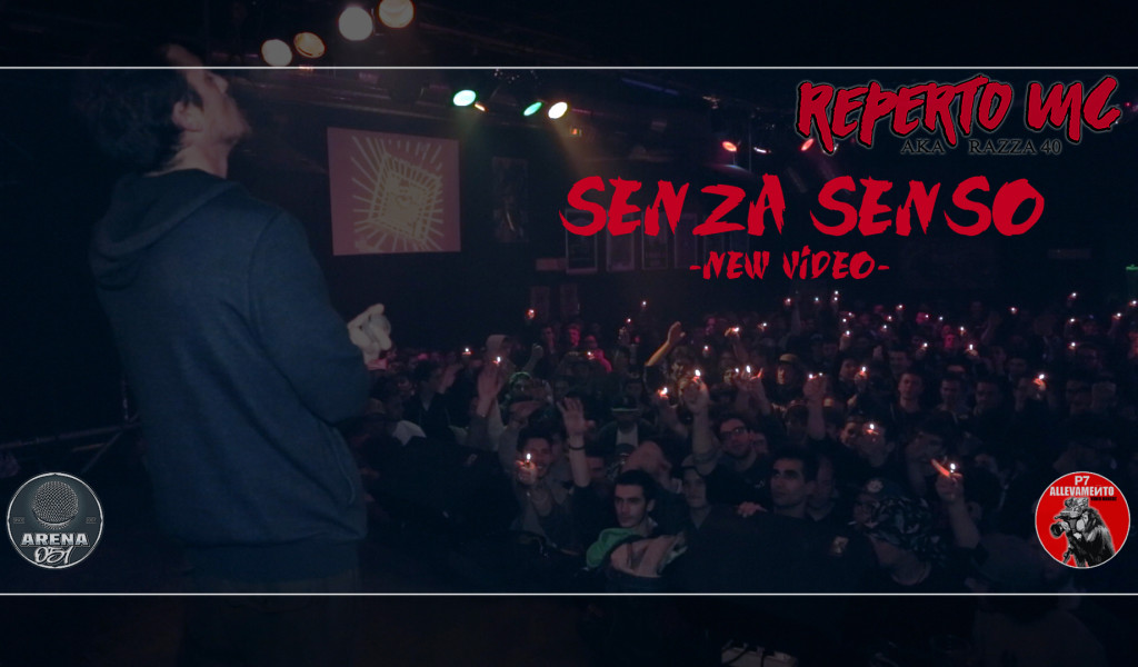 senza senso new video