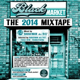 BLACK MARKET MIXTAPE – BEST RAP 2014